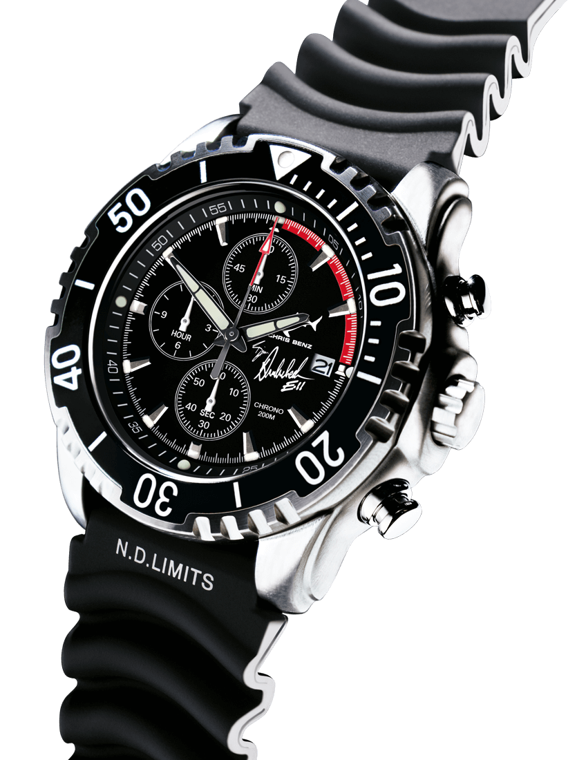 SURFSAIL Björn Dunkerbeck Chronograph SIGNATURE EDITION